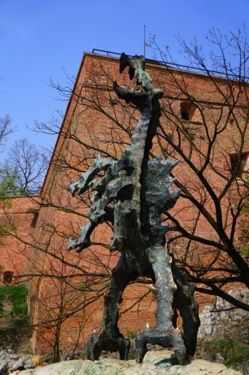 Krakow dragon