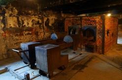 Osviencim gas chamber